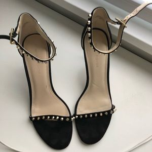 Marc Fisher Shoes - Marc Fischer Black studded heels